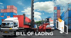 BILL OF LADING 1
