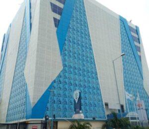 NIMASA building