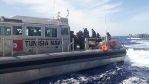 TUNISIA NAVY SHIP