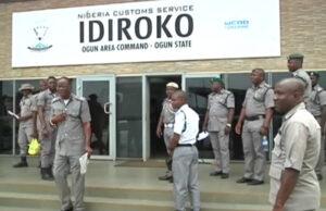 Idiroko Border 1