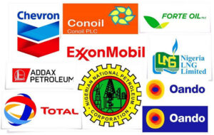 Major Oil Companys
