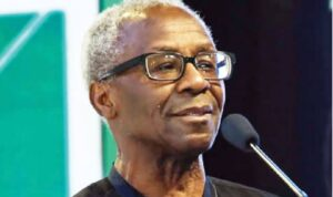 Prof Oyewale Tomori.