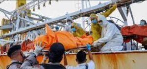 Seafarers deseased Body