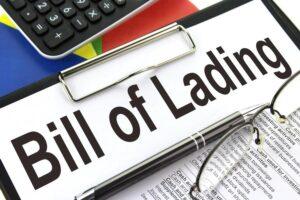 Bill-of-lading