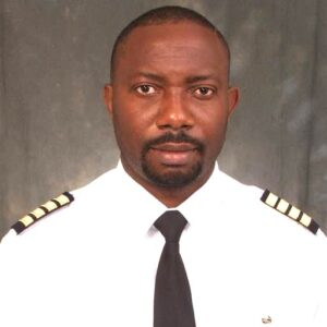 Capt. Enisuoh Warredi