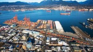 Canada port