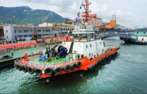 China Electric Tug Boat