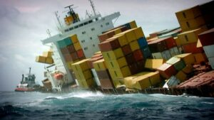 Container lost