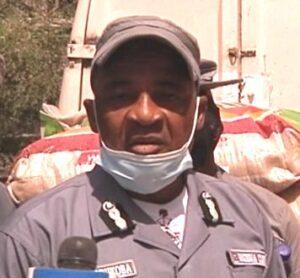 Deputy Controller Aliyu Olorukooba