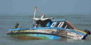 Boat - Accident
