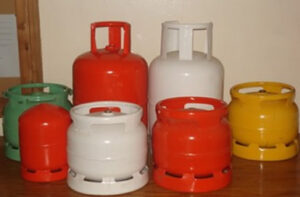 Cooking-gas-cylinders