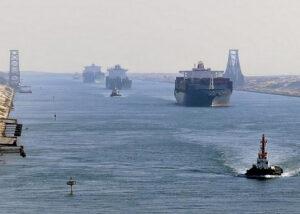 Suez - Canal